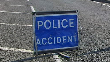 Accident: Police are still appealing for witnesses to the crash.