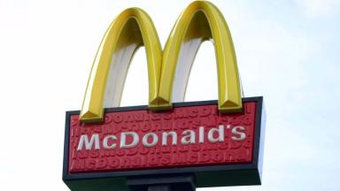 Arrests: The fast food chain at Showcase Leisure Park was allegedly robbed.