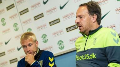 Danes will not underestimate Hibernian