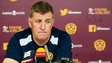 Mark McGhee would be 'disappointed' if Rangers fans boycott games
