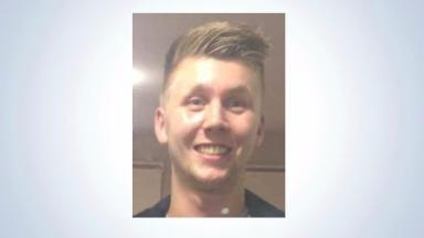 Missing: Police are searching for Matthew Moonie.