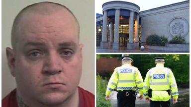 David Sinclair: Pleaded guilty to culpable homicide at the High Court in Glasgow.