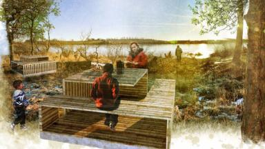 Wetlands: Project gets £4.5m Lottery funding.
