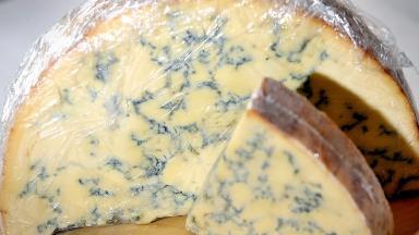 E Coli fear: Dunsyre Blue has been recalled as a precaution.