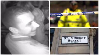 Assault: Man sought after attack in bar.