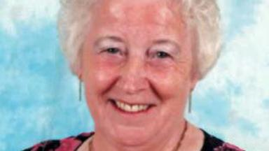 Norma Webster: Traced after public appeal.