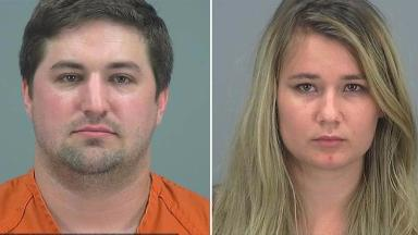 Brent and Brianna Daley have been charged by police.