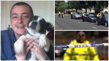 Search: William McKenna was last seen outside his home in Dalmuir.