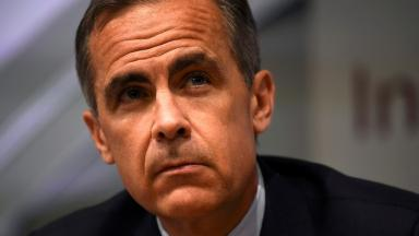 Bank governor Mark Carney suggested rates would come down in July or August following June's EU referendum.