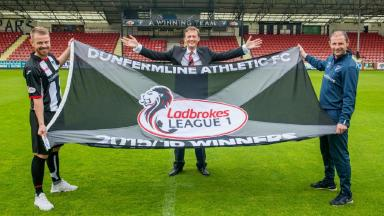 Allan Johnston sees no reason Dunfermline can't challenge for promotion