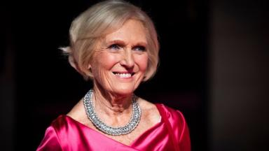 Mary Berry will return as a judge.
