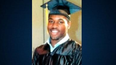 O'Neal was handcuffed and kicked by officers as he lay bleeding