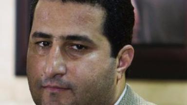 Shahram Amiri in 2010 on his return to Iran.