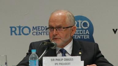 IPC President Sir Philip Craven said it was in the 'best interests of the Paralympic movement'.
