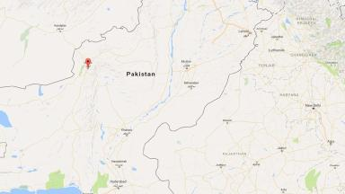 The blast occurred at a hospital in the city of Quetta.