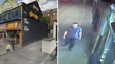 Assault: Police are seeking a man.