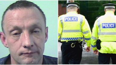 Billy Edwards: Police are hunting man from Hamilton after warrant issued.