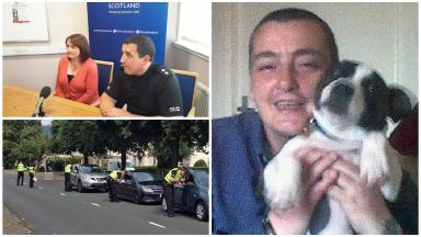 Appeal: William McKenna's step-sister in public plea for him to come home.