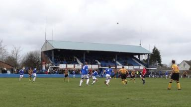 Meadow Park: Irvine Meadow to sell alcolol in stands during derby match.