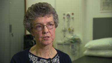 Theresa Clancy on her pioneering stroke treatment