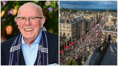 Richard Wilson: The actor's Edinburgh shows have been cancelled.