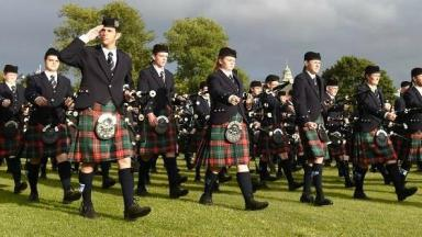 News Now: World Pipe Band Championships