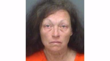 Kathleen Marie Steele was arrested following the incident.