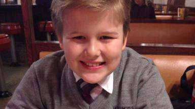 Daniel Fitzpatrick, 13, killed himself after being bullied.