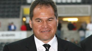 Coach: Dave Rennie steered New Zealand Under-20s to consecutive titles