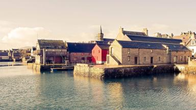 Pier Arts Centre, Stromness, Orkney