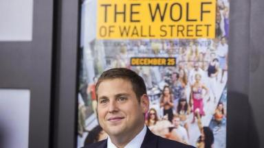 Jonah Hill starred in 2013 movie Wolf of Wall Street