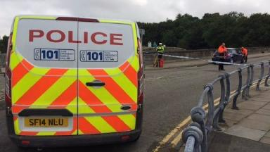Police: Appealed for witnesses to Ellon crash to come forward.