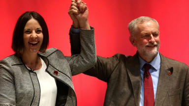 Kezia Dugdale on labour Party in-fighting