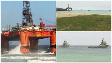 News Now: Rig refloating plan