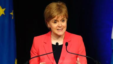 Nicola Sturgeon: New minister will report directly to her.