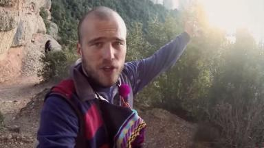 The 31-year-old skydiver died after crashing headfirst into a tree during a wingsuit jump.