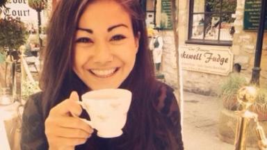 Mia Ayliffe-Chung was working on a farm in Queensland to extend her working holiday visa.