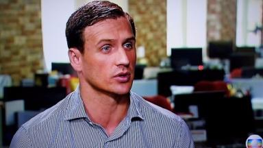 Lochte will be informed of the charges in the US.