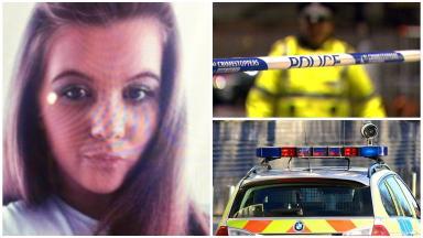 Emma Bennett: Last seen in Edinburgh before being found.
