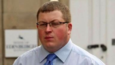 Kristopher Mayo: The 31-year-old was found guilty by majority.