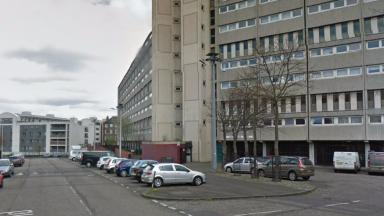 Shooting: The incident took place on Cables Wynd.