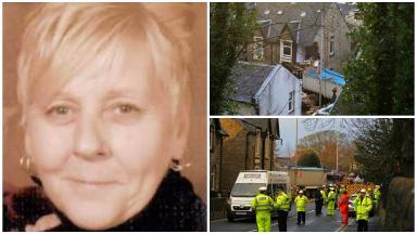 Catherine Bonner: Killed when a coal lorry crashed into her house.