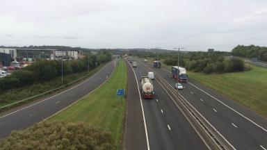 M9: Works are due to last around two months.