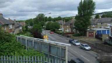 Serious assault: Incident occurred on Saughton Road North.