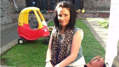 36-year-old Marie Low was killed Ballantrae Terrace Dundee quality news image uploaded Sept 5 2016