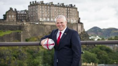 Warren Gatland pleased by Scots progress