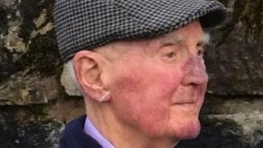 Henry Patterson: The 83-year-old died after being found near Cawder golf club.