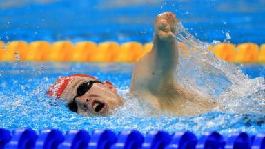 Andrew Mullen: First Scot to win Paralympic Rio medal.