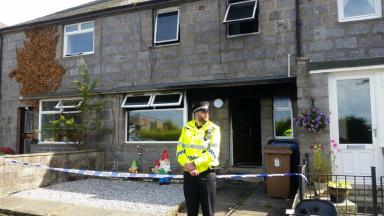 Deevale Road: Woman and child seriously injured in house fire.