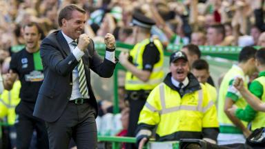 Brendan Rodgers says Jock Stein anniversary helped inspire Celtic players